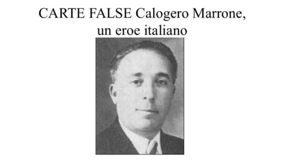 Calogero Marrone, il video degli studenti della 3B