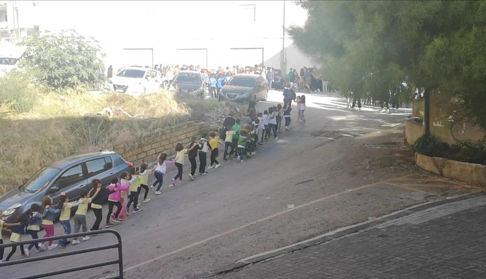 Anche per l'inizio di quest'anno scolastico si sono tenute le prove di evacuazione di studenti e personale scolastico
